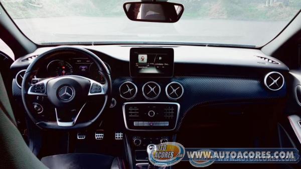 Mercedes-Benz A180d AMG Line Pack Night